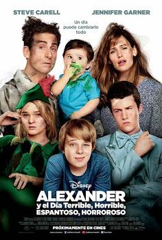 Ver Película Alexander y el día terrible, horrible, espantoso, horroroso Online Gratis (2014)