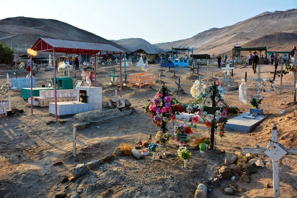 Poconchile cemetery