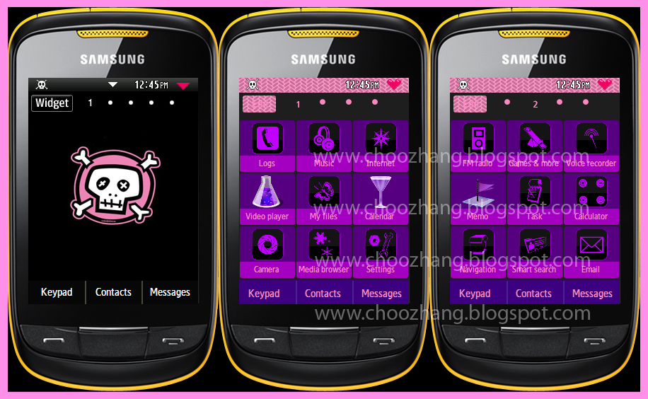 Bookworm free download mobile9 themes for samsung corby 2 owuqe
