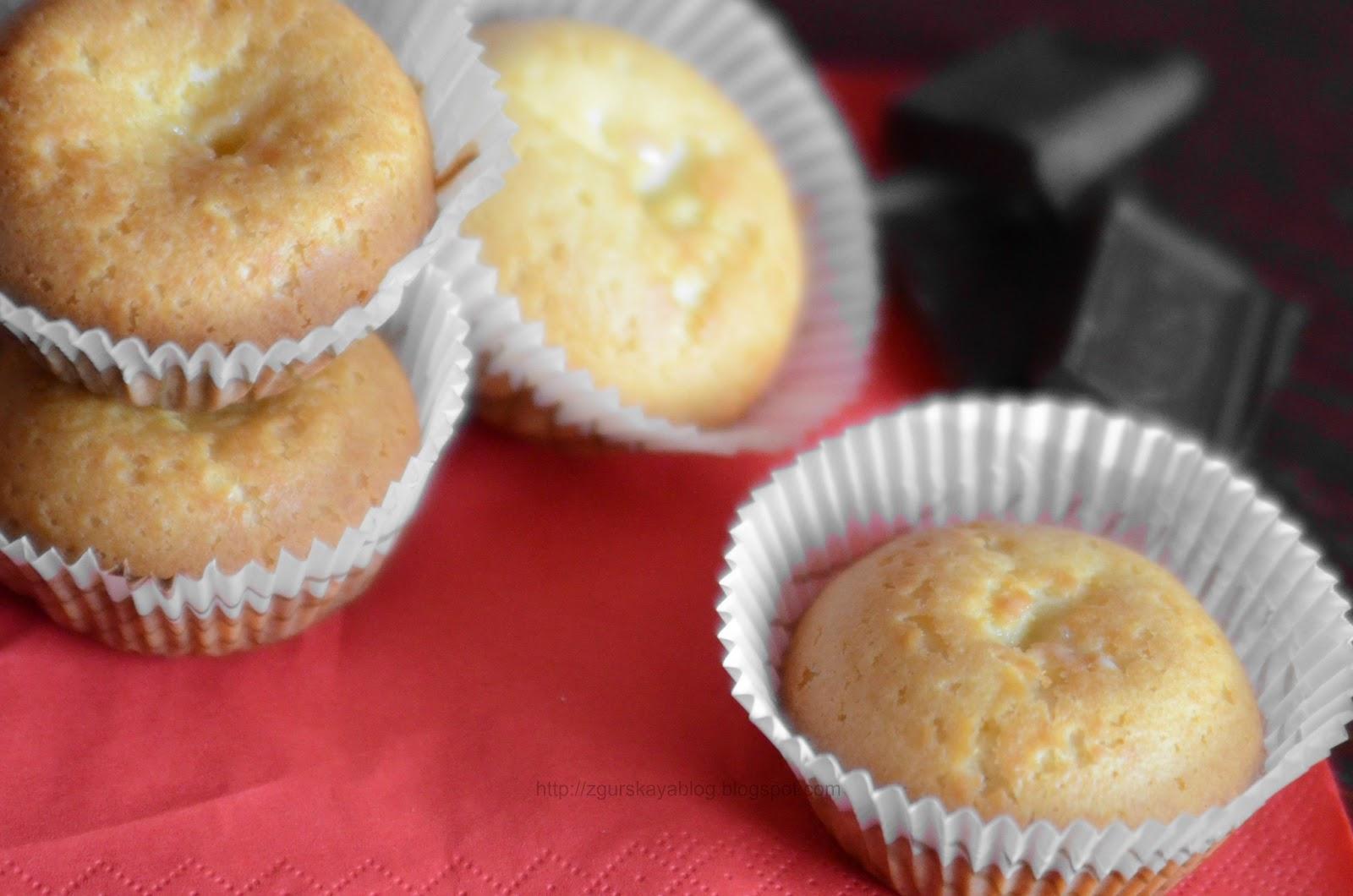 Рецепты кексов в домашних условиях простые на сгущенке рецепт