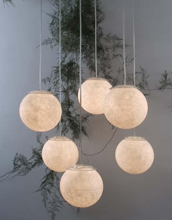 Globe lamps moon pendant light brings a piece of heaven for Globe luminaire