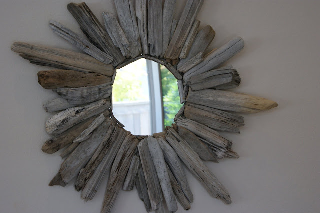 Make a Driftwood Mirror