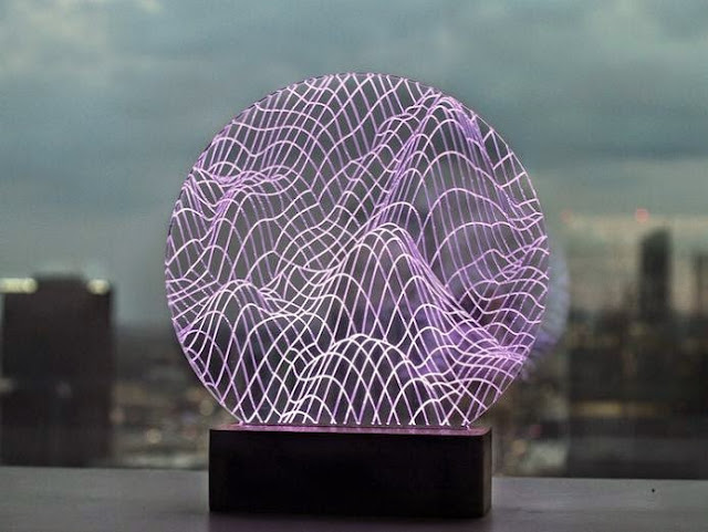 Coolest Bedside Gadgets for You  - Pretty Smart Lamp