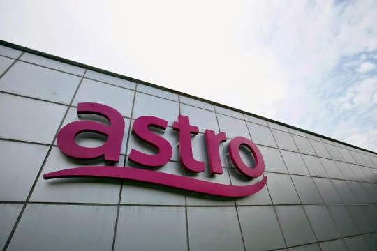 Astro black out satu Malaysia