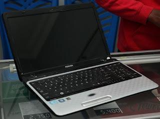 Jual Laptop Toshiba L755 Bekas