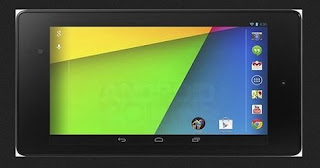 We are compiling top 5 tablets which can be compared with the Google New Nexus 7 tablet in terms of looks, features and price range.