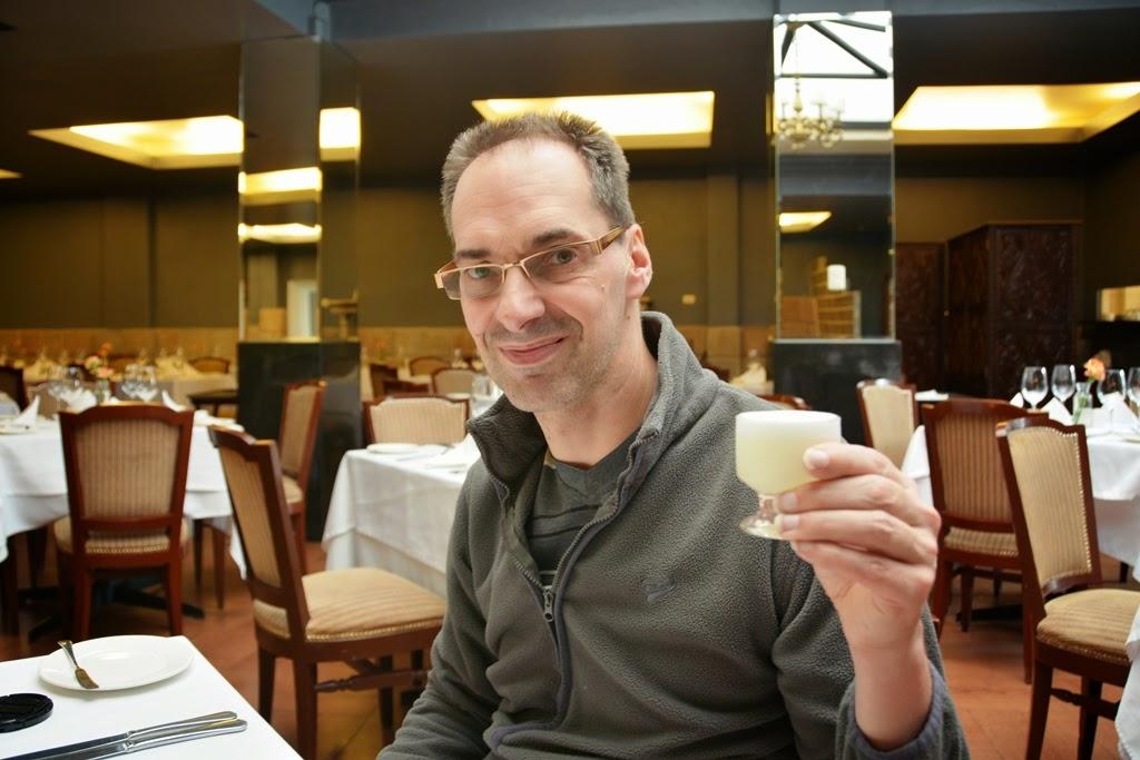Restaurant El Mirador Cusco Pisco Sour