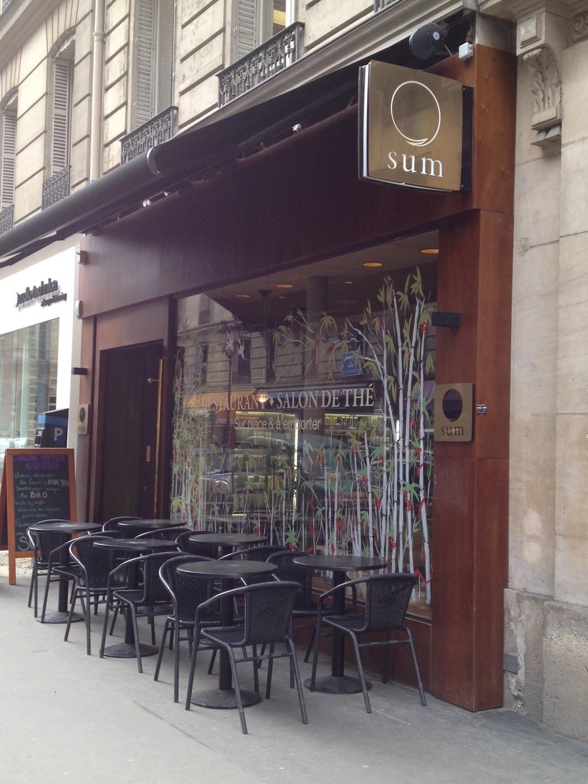 Cafe Sympa Rue Des Pyramides