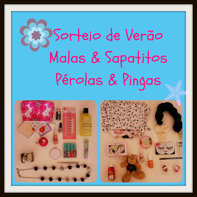 Malas e Sapatitos - Double Giveaway
