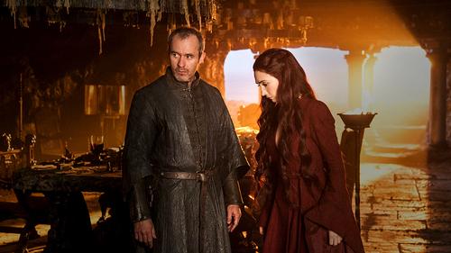 Stannis melisandre 3x10 - Juego de Tronos en los siete reinos