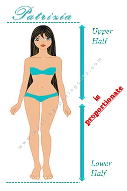 And you, do you know the Pear Body Shape aka the Triangle Body Type