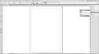 Tela do Adobe InDesign CS6