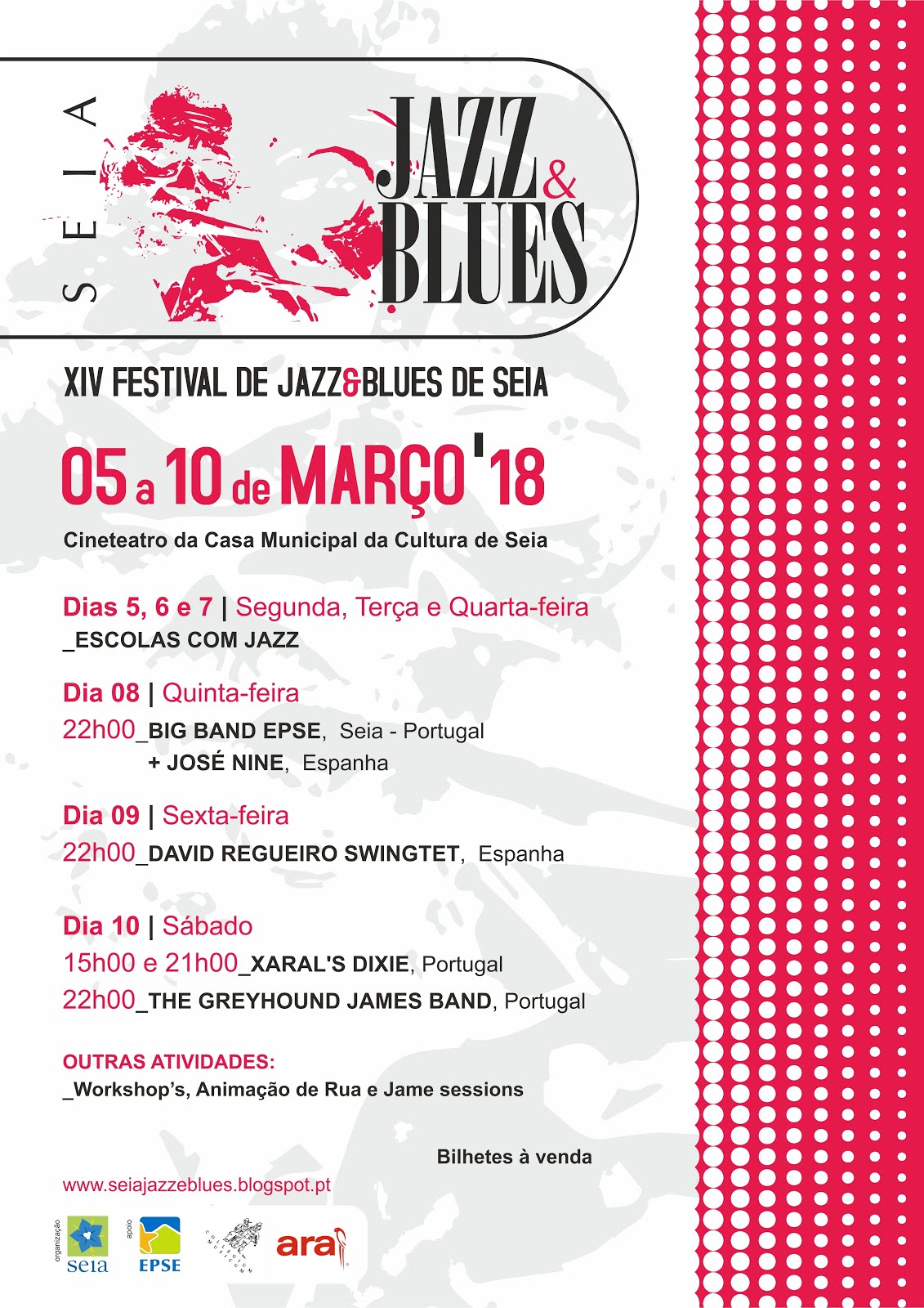 XIV SEIA JAZZ & BLUES