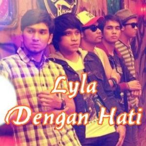free download lagu mp3 Dengan Hati - Lyla Junior + syair dan Lirik serta gambar kunci chord gitar lengkap terbaru 2013
