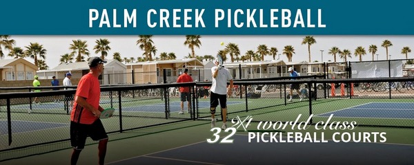 Palm Creek Pickleball