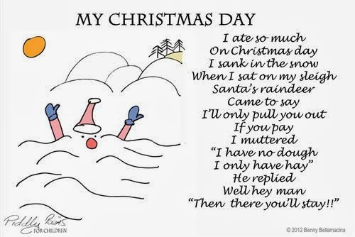 Meaning Short Christmas Poems For Preschoolers 2013