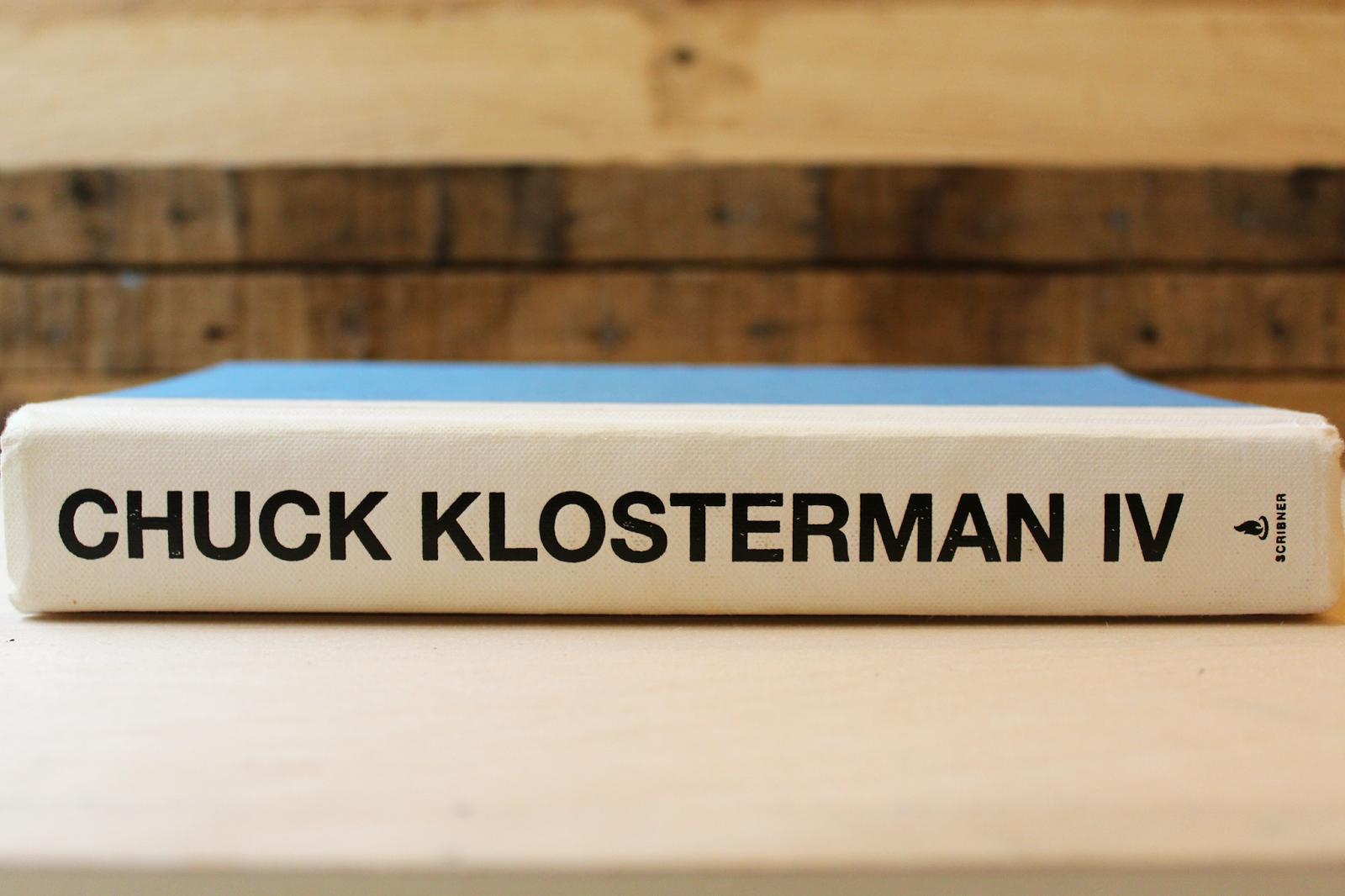 chuck klosterman sims essay
