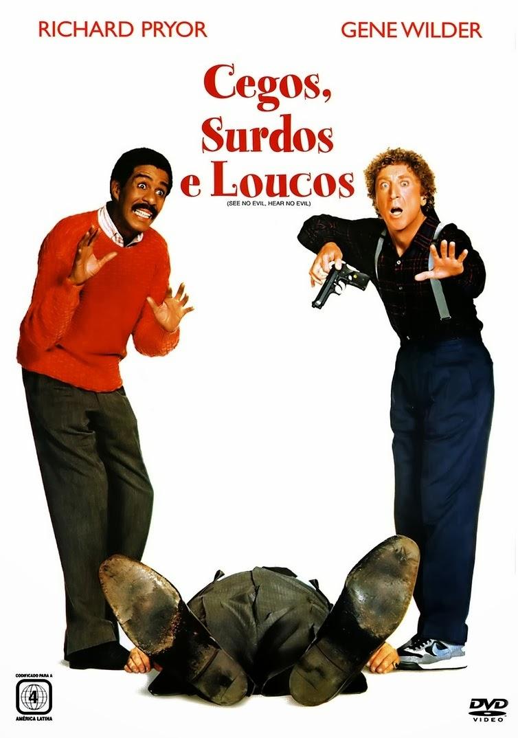 Cegos, Surdos e Loucos – Dublado (1989)