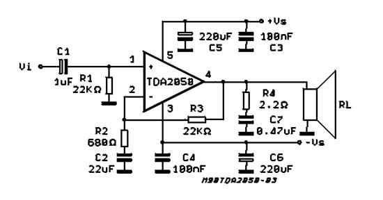 hobi oprek elektronika  cara membuat power audio amplifier