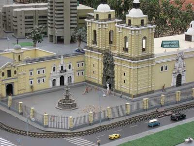 Museo e Iglesia de San Francisco Lima, Perú