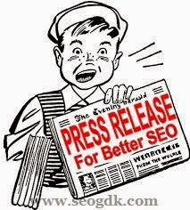 Press Releases Submission Sites List
