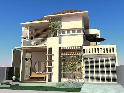 Desain Rumah Moderen Minimalis on Desain Rumah Idaman