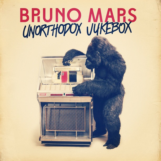Copertina Bruno Mars - Unorthodox Jukebox