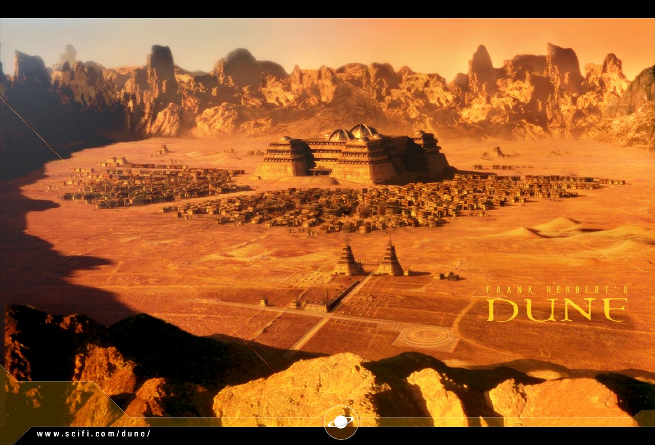 planets in the movie dune - photo #32