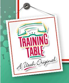 My Journal The Training Table - Training table restaurant