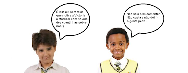 Recado do Jaime e Cirilo =)
