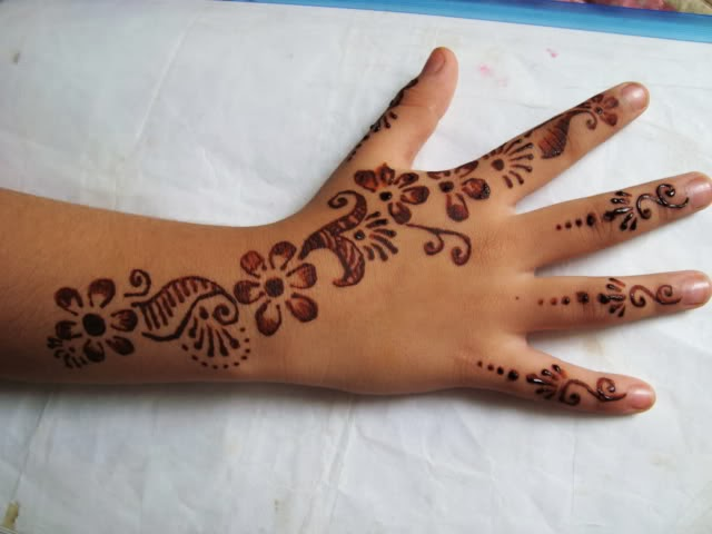 Little Girls Mehndi Designs  Mehndi Designs Henna