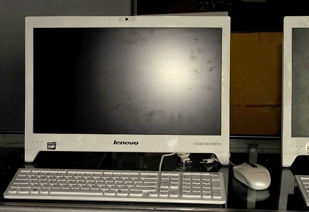 harga 2nd All In One PC Lenovo C255