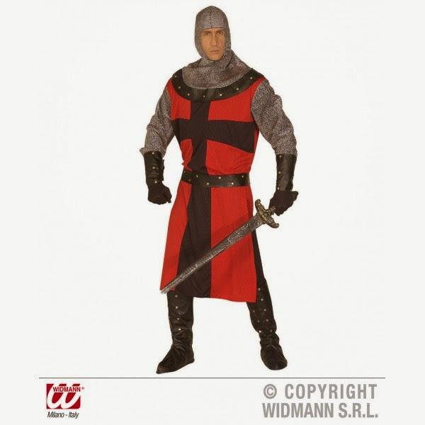 caballero medieval época oscura