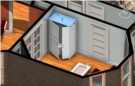 Software programa revit architecture 2011 arquitexs for Casa moderna revit