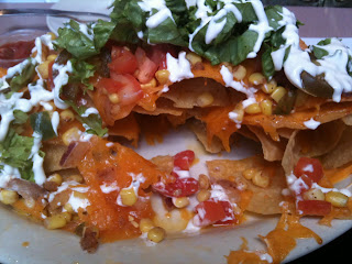 The Jewish Mother Backstage dish Nachos