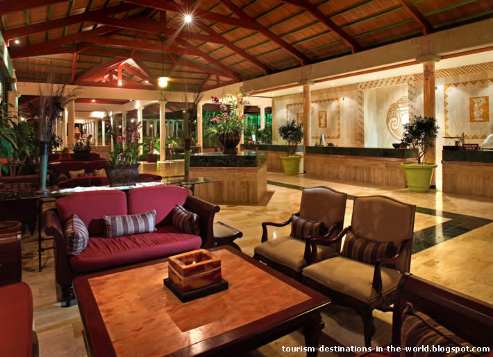 Lobby - Paradisus Punta Cana Resort