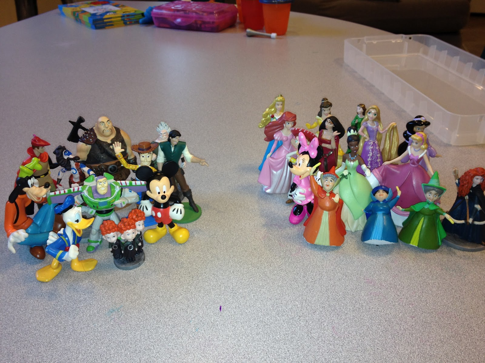 Toys For Disney : Adventures in tutoring and special education categories