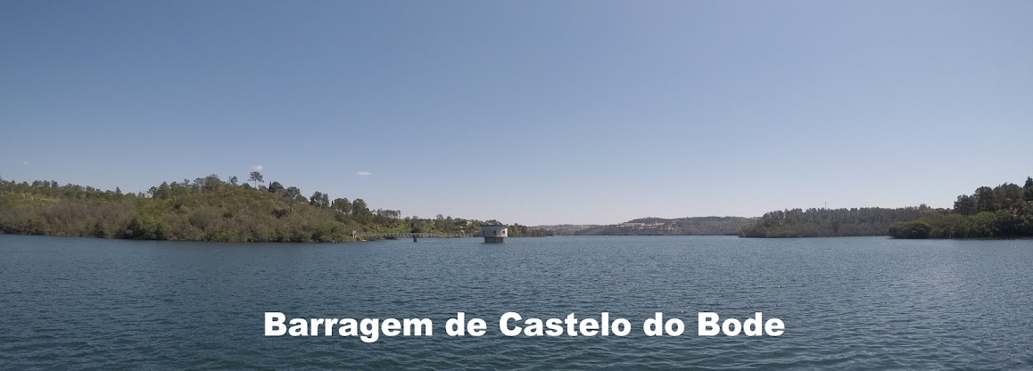 Barragem de Castelo do Bode