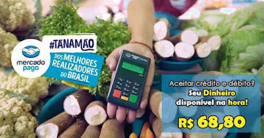 Maquininha Point Mini #TÁNAMÃO