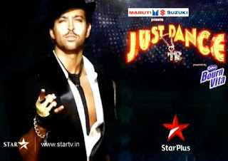 Hrithik Roshan Music Video for Just Dance