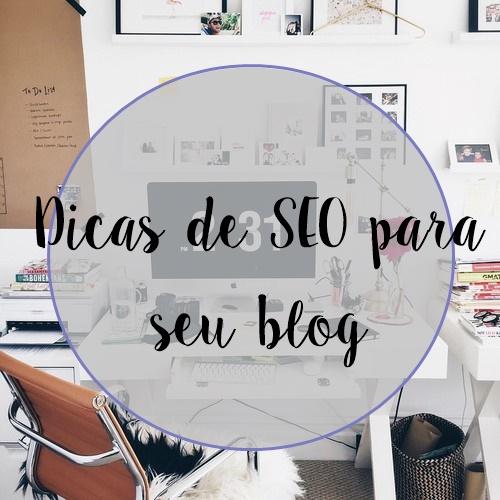 Dicas de seo para blog