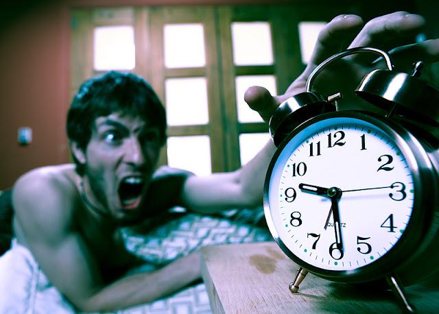 О легком подъеме и опасном будильнике.