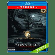 Annabelle 2: La creación (2017) 4K UHD Audio Dual Latino-Ingles