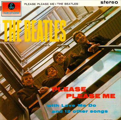 Please Please Me - Album Beatles