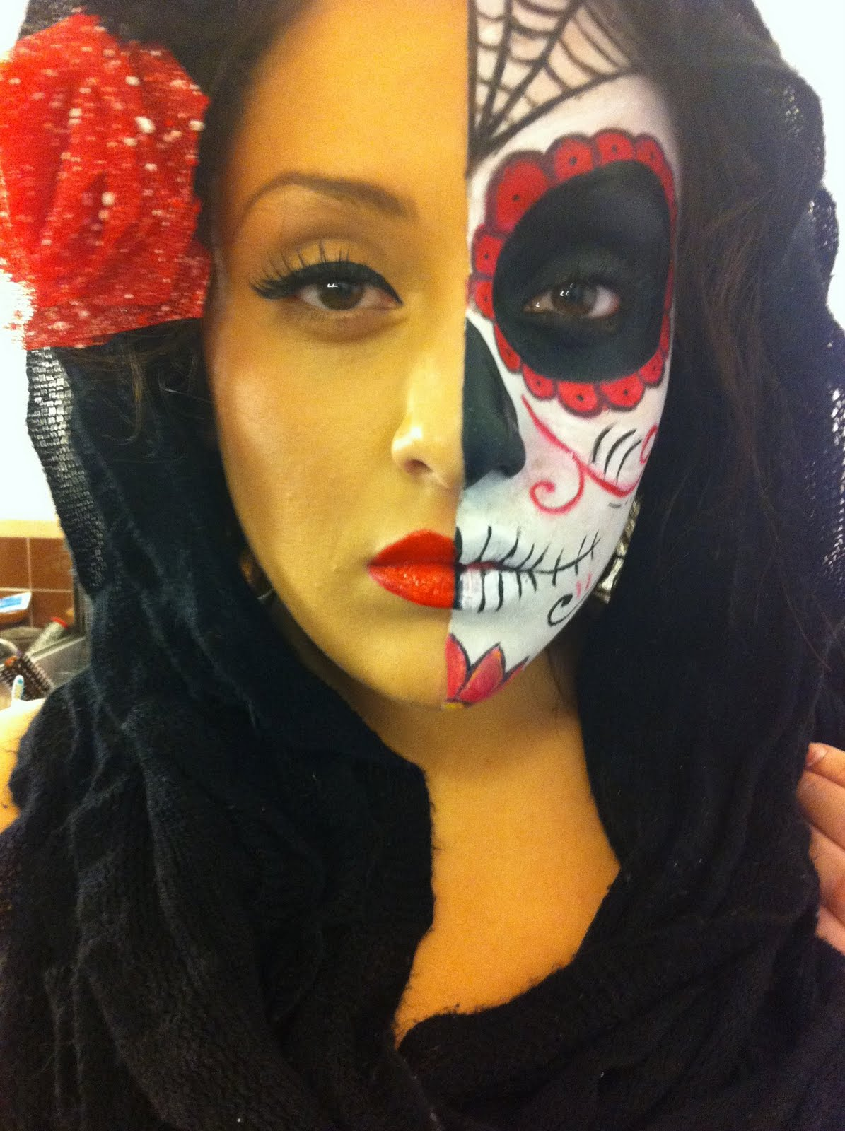 Face Painting Ideas Day Of The Dead