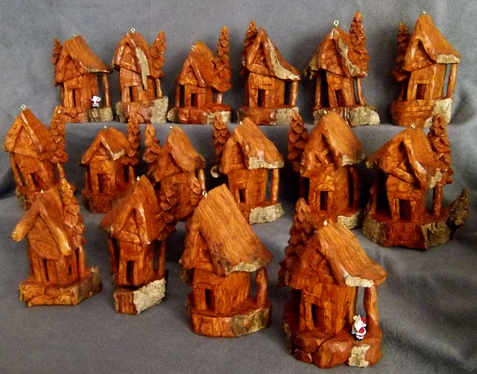 Tree Bark Whimsical Houses Bing Images