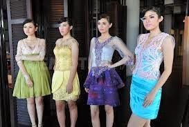 Model Kebaya Modern untuk Remaja