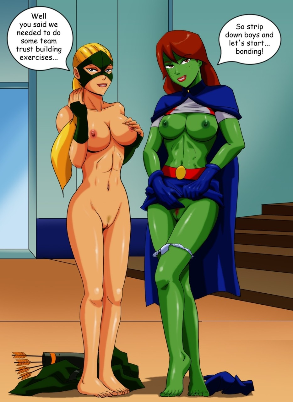 Young justice hentai artemis lesbienne are they