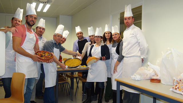 La maison du chef paco convocatoria 2012 2013 de cursos for Clases cocina valencia