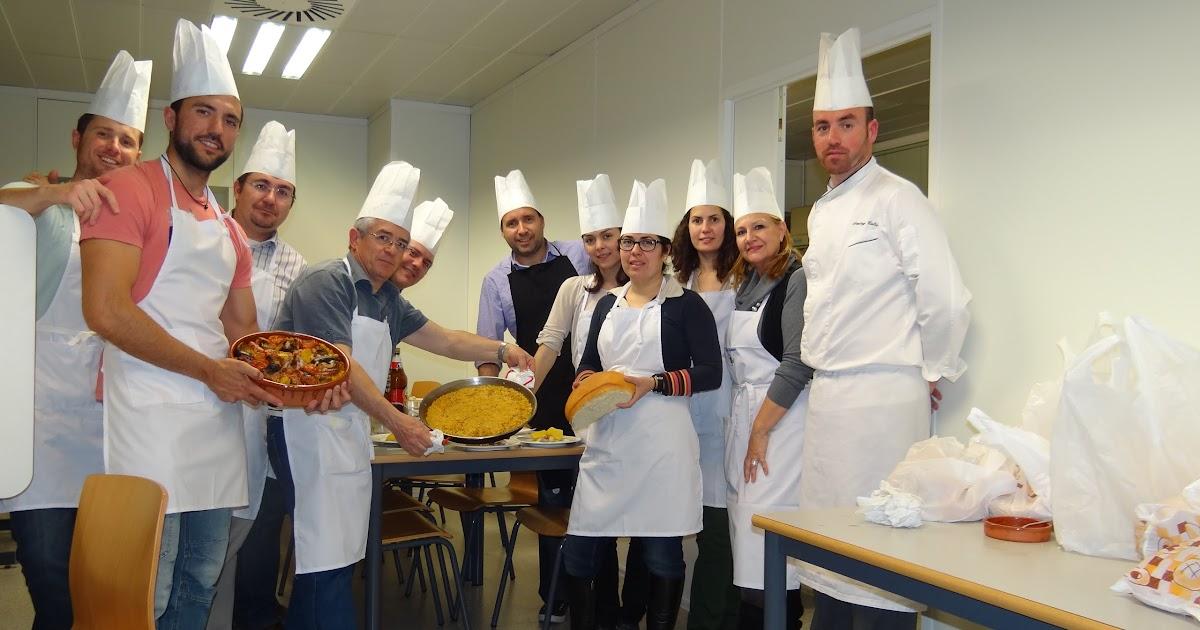La maison du chef paco convocatoria 2012 2013 de cursos de cocina de la universidad polit cnica - Curso cocina valencia ...